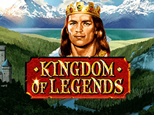Фриспины и прогрессивный джекпот в автомате Kingdom Of Legends